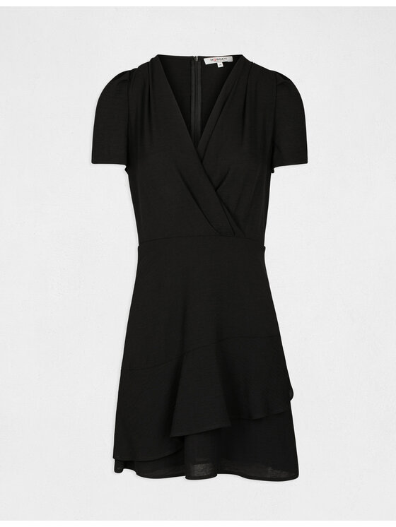 Morgan Morgan Sukienka koktajlowa 212-RENAIA.F Czarny Regular Fit