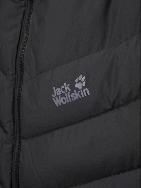 Jack Wolfskin Jack Wolfskin Geacă din puf Fairmont 1203591-6000 Negru Regular Fit