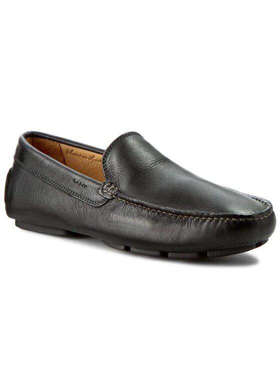 Gant Gant Mokasíny Austin 12671237 Čierna
