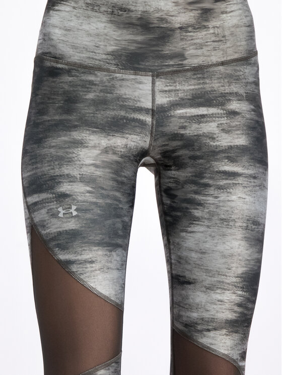 Under Armour Under Armour Κολάν Armour Ankle Crop Print 1328993 Γκρι Slim Fit