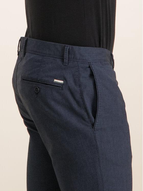Roy Robson Roy Robson Текстилни панталони 953-51 Тъмносин Regular Fit