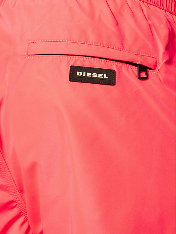 Diesel Diesel Szorty kąpielowe Bmbx-Wave 00SV9U 0TAXQ Różowy Regular Fit
