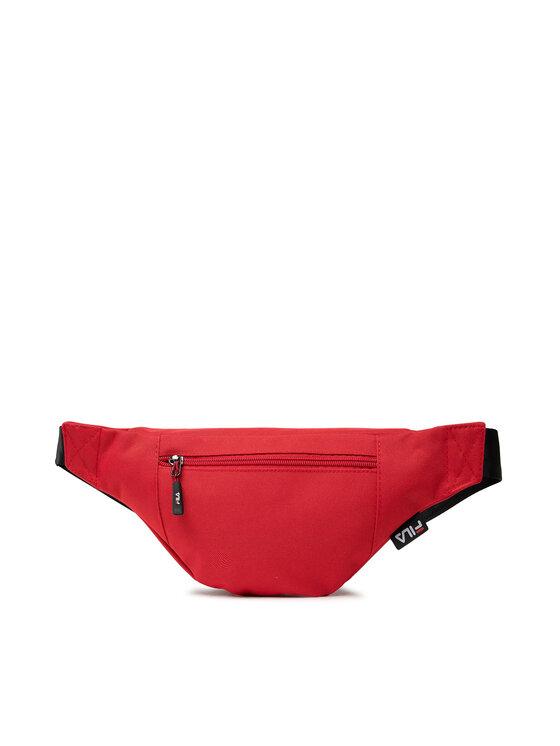 Fila Fila Saszetka nerka Waist Bag Slim Small Logo 685174 Czerwony