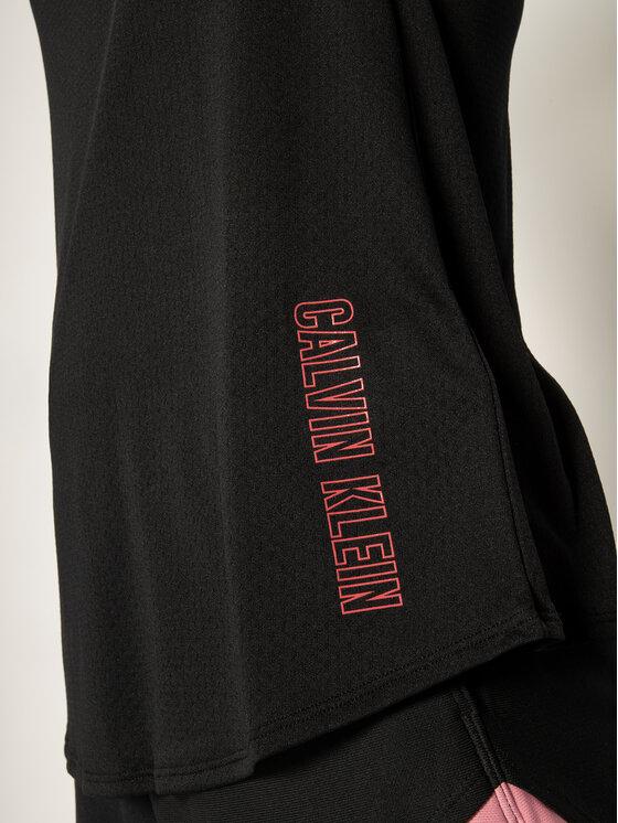 Calvin Klein Performance Calvin Klein Performance Top Essential Tank 00GWS0K163 Schwarz Regular Fit