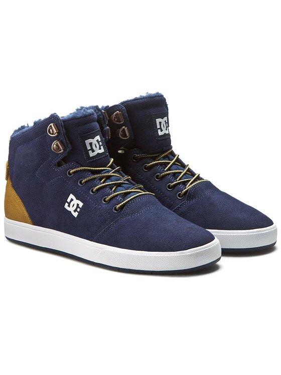 DC DC Laisvalaikio batai Crisis High Wnt ADYS100116 Tamsiai mėlyna