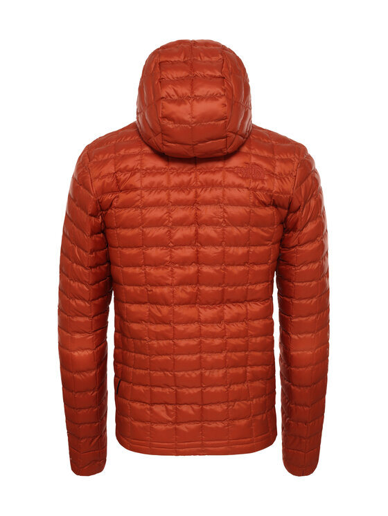 The North Face The North Face Pūkinė striukė Thermoball Eco NF0A3Y3MJQ3 Ruda Slim Fit