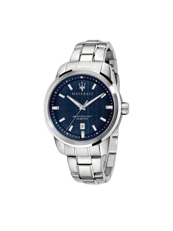 Maserati Laikrodis Successo R8853121004 Sidabrinė