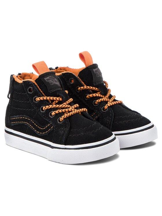 Vans Vans Laisvalaikio batai Sk8-Hi Zip VN0A32R3U4G1 Juoda