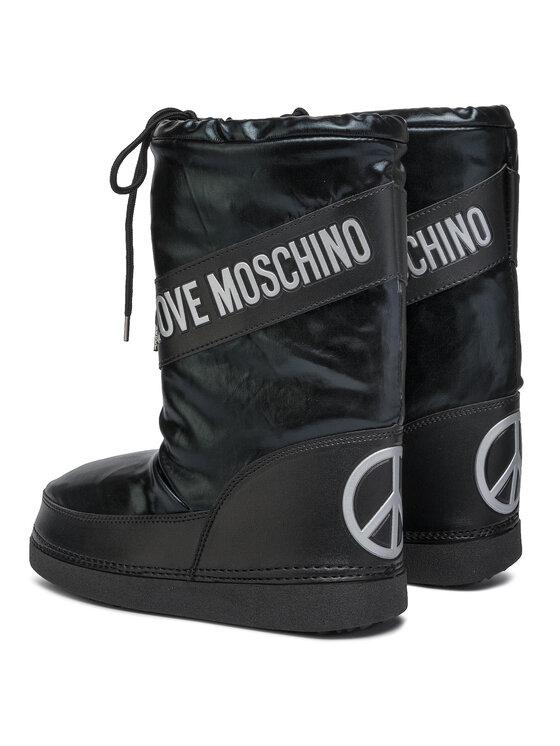 LOVE MOSCHINO LOVE MOSCHINO Cizme de zăpadă JA24012G18IJ0000 Negru
