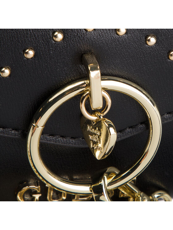 Guess Guess ľadvinka Not Coordina Ted Belts BW7185 P9235 Čierna