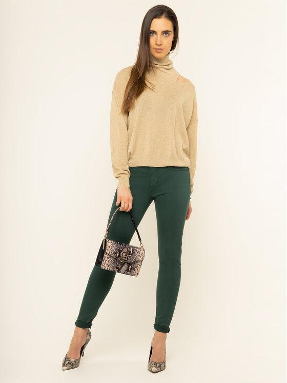 Liu Jo Liu Jo Jeans Slim Fit F69406 T4115 Verde Slim Fit