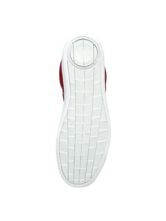 Armani Jeans Armani Jeans Półbuty V6516 18 T4 Czerwony