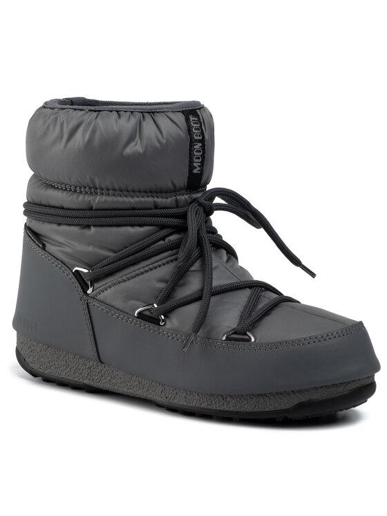 Moon Boot Sniego batai Low Nylon Wp 2 24009300006 Pilka
