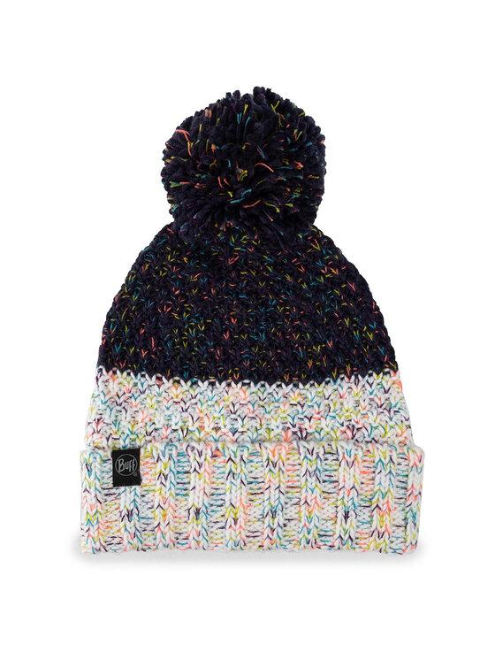 Buff Kepurė Knitted & Fleece Hat Janna 117851.779.10.00 Tamsiai mėlyna