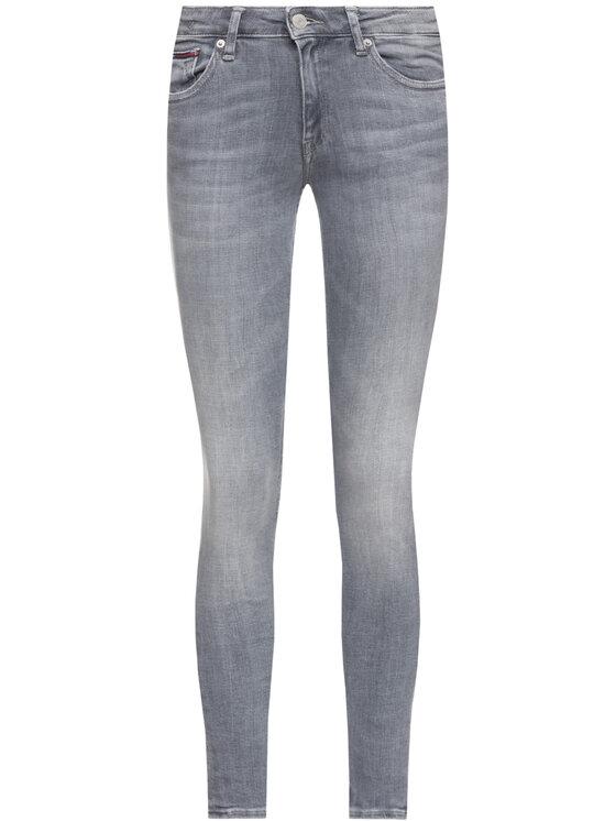 Tommy Jeans Tommy Jeans Jeansy DW0DW06557 Tmavomodrá Skinny Fit