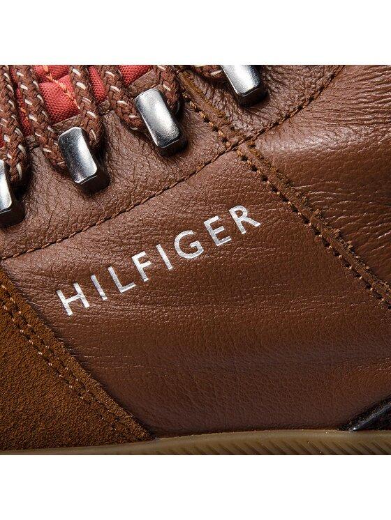 Tommy Hilfiger Tommy Hilfiger Boots Core Hiking Inspired FM0FM01836 Marron