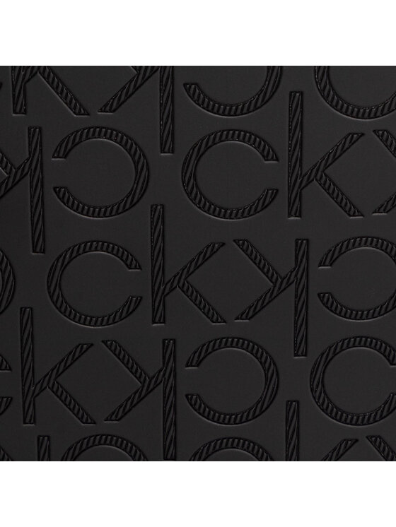 Calvin Klein Calvin Klein Válltáska Mono Blend Mini Reporter K50K505774 Fekete