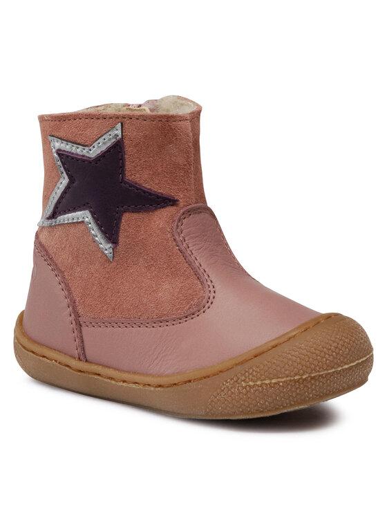 Naturino Auliniai batai Reis 0013001420.11.0M01 Rožinė
