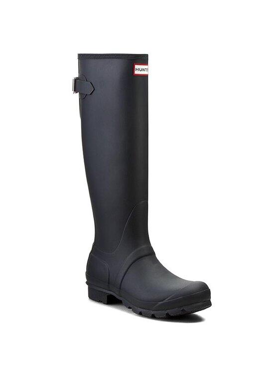 Hunter Guminiai batai Original Back Adjustable WFT1001RMA Tamsiai mėlyna