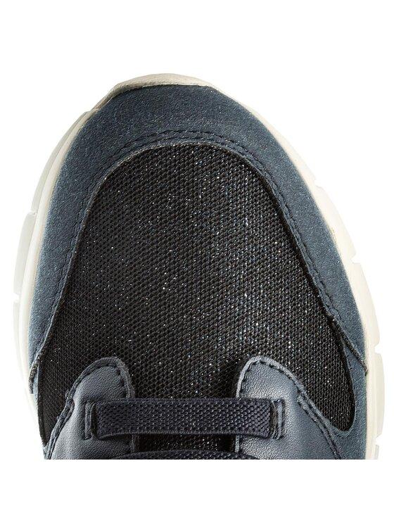 Geox Geox Sneakersy J Sukie G. A J743GA 054AS C4002 S Granatowy