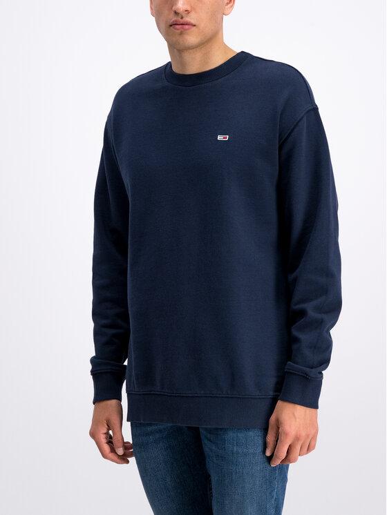 Tommy Jeans Tommy Jeans Sweatshirt DM0DM06584 Dunkelblau Regular Fit