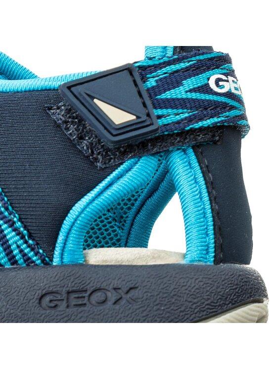Geox Geox Basutės B Sand.Multy B. B B820FB 01550 CF4N4 S Tamsiai mėlyna