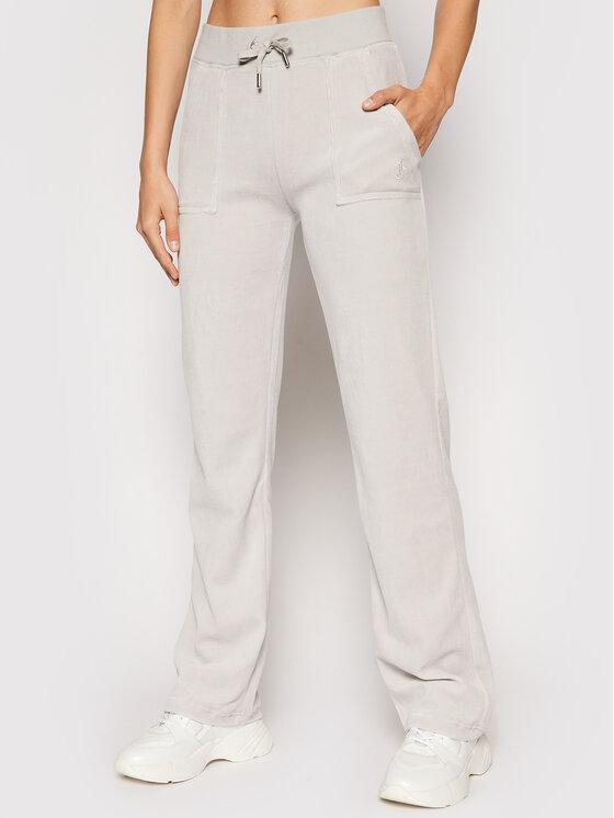 Juicy Couture Sportinės kelnės Delray JCCB221003 Pilka Regular Fit