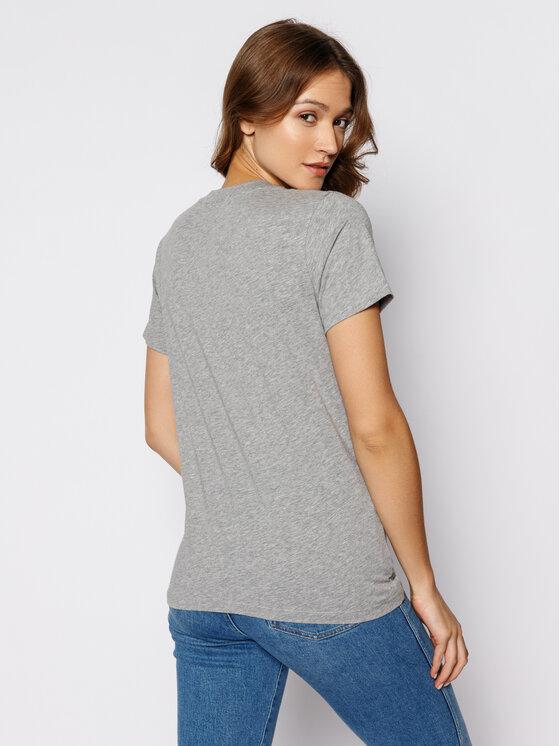 Calvin Klein Calvin Klein T-shirt Core K20K201365 Grigio Regular Fit