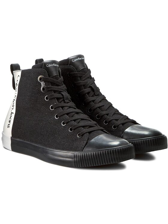 Calvin Klein Jeans Calvin Klein Jeans Sneakers Arnaud S0376 Μαύρο