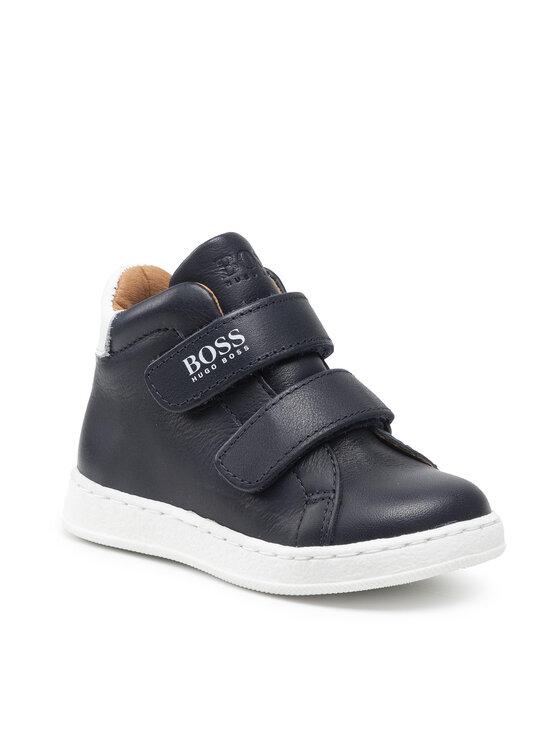 Boss Auliniai batai J09163 D Tamsiai mėlyna