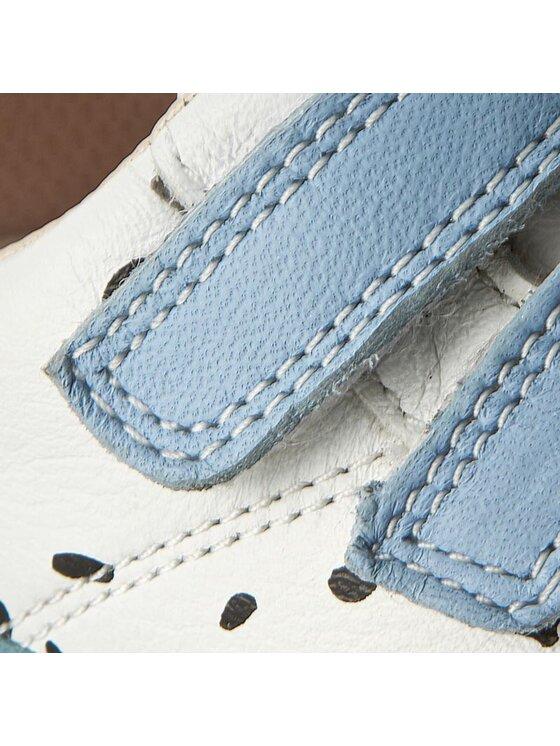 Clarks Clarks Chaussures basses Ferrisvibe Fst 261234386 Blanc