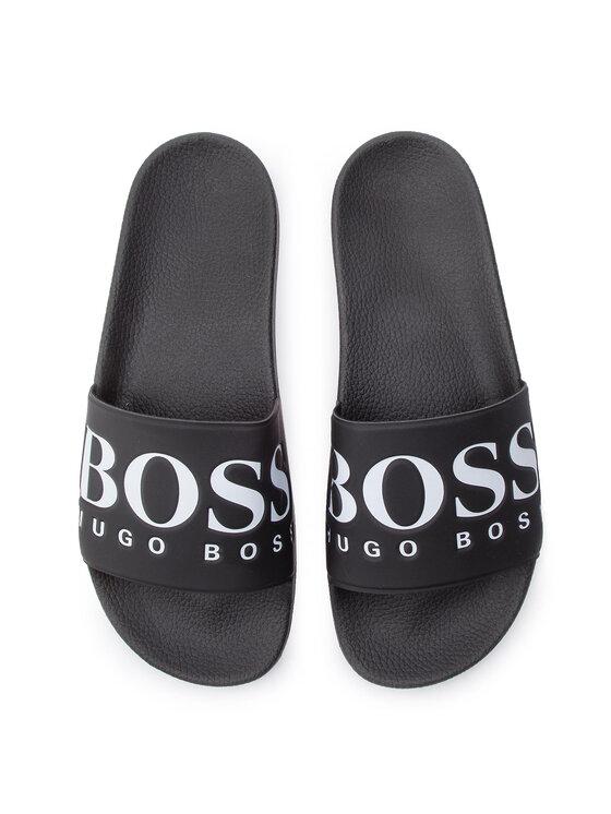 Boss Boss Papucs Solar 50388496 10208293 01 Fekete