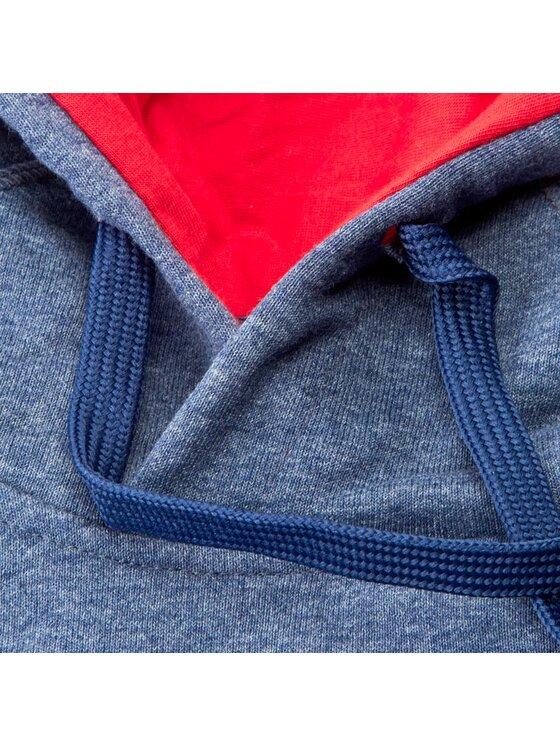 Asics Asics Sweatshirt homme Graphic Hoodie 123094 XL Bleu Regular Fit