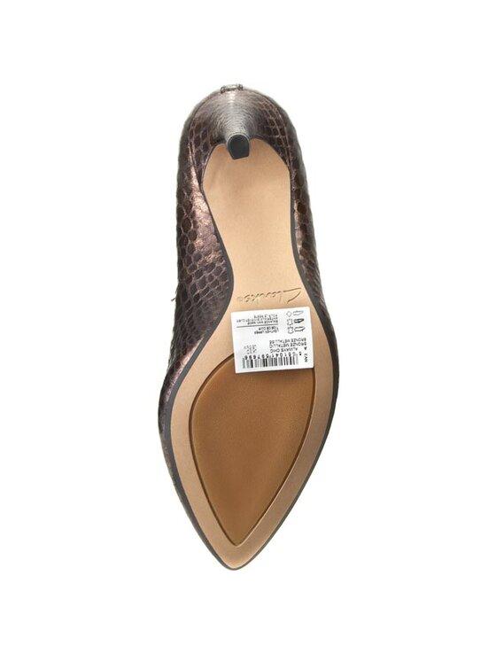 Clarks Clarks Scarpe stiletto Always Chic 261109814 Marrone