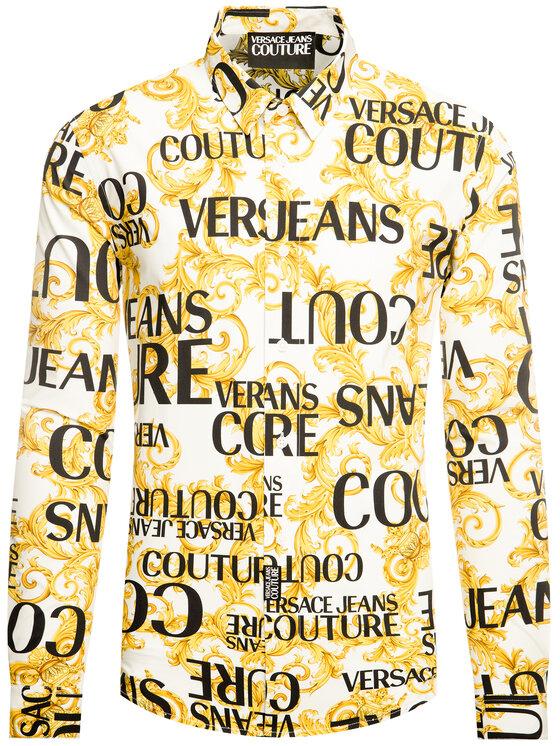 Versace Jeans Couture Versace Jeans Couture Cămașă B1GVA6S3 Colorat Slim Fit