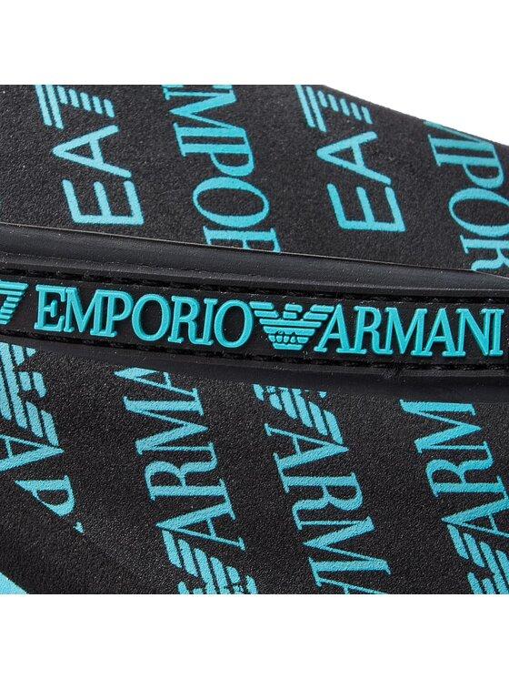 EA7 Emporio Armani EA7 Emporio Armani Джапанки XCQ001 XCC07 00360 Черен