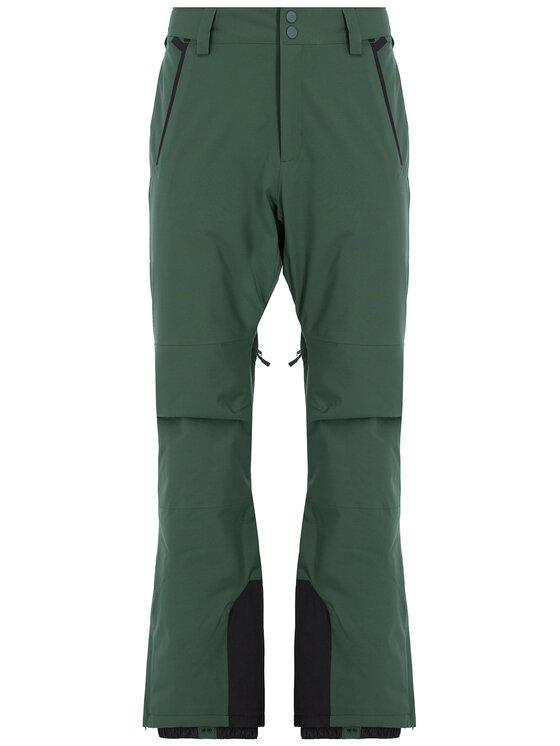 Billabong Billabong Pantaloni da snowboard Compass Q6PM11 BIF9 Verde Regular Fit