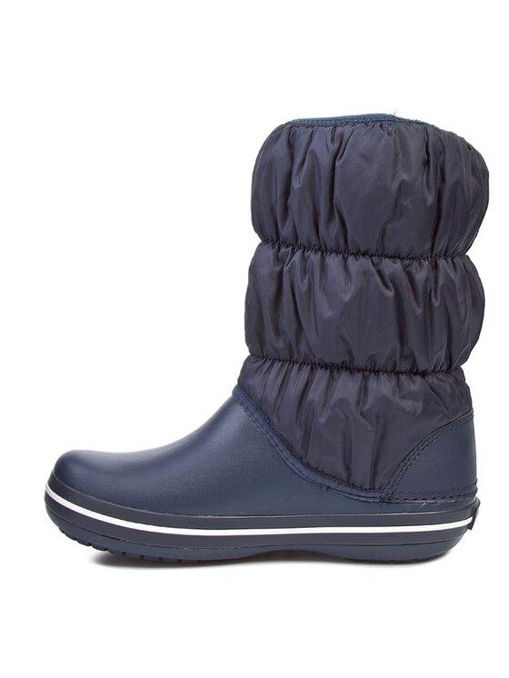 Crocs Crocs Апрески Winter Puff 14614 Тъмносин