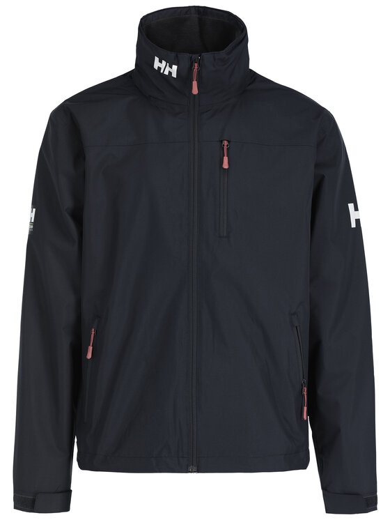 Helly Hansen Helly Hansen Nepremokavá bunda Midlayer 33874 Tmavomodrá Regular Fit