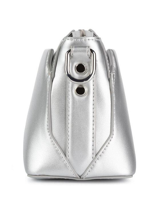 Trussardi Trussardi Jeans Geantă Berry Cacciatora 75B00745 Argintiu