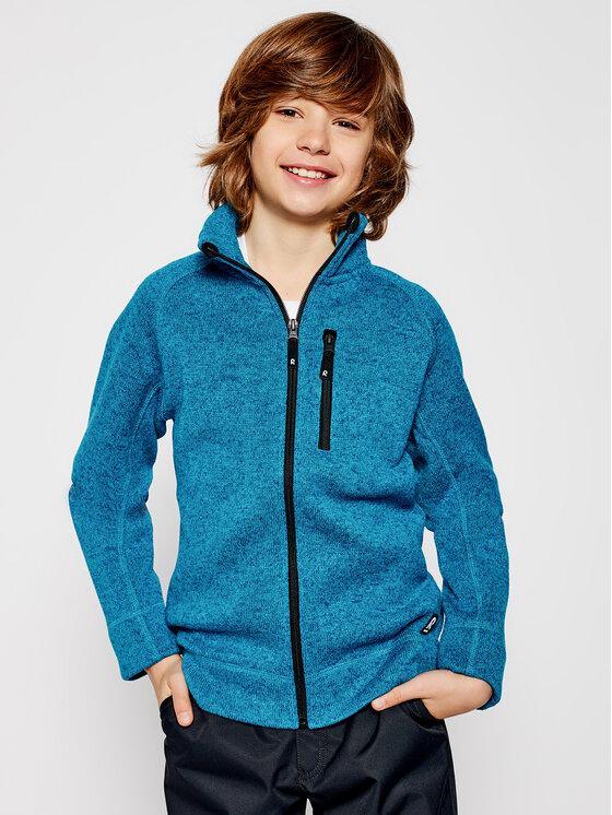 Reima Fliso džemperis Micoua 536467 Mėlyna Regular Fit