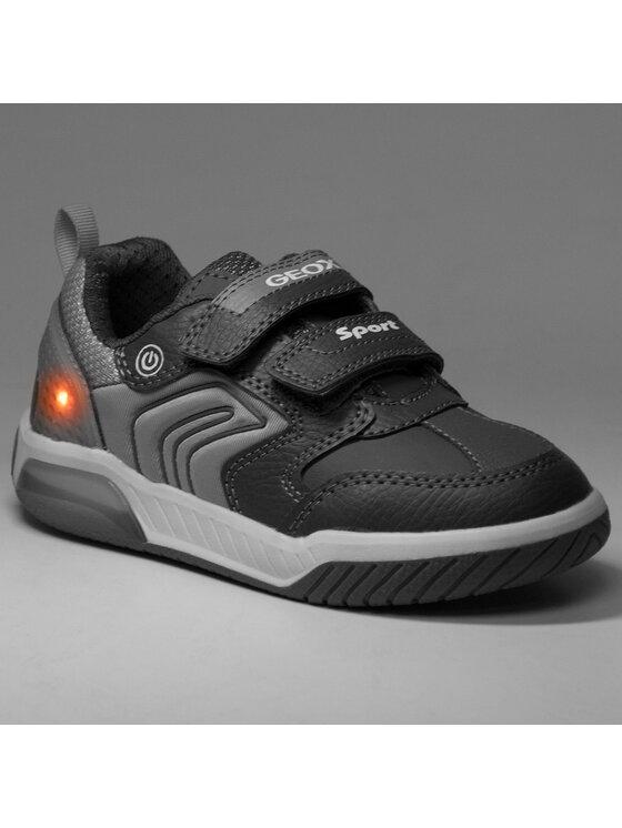 Geox Geox Sneakers J Inek B. D J949CD 0BU11 C0036 S Grigio
