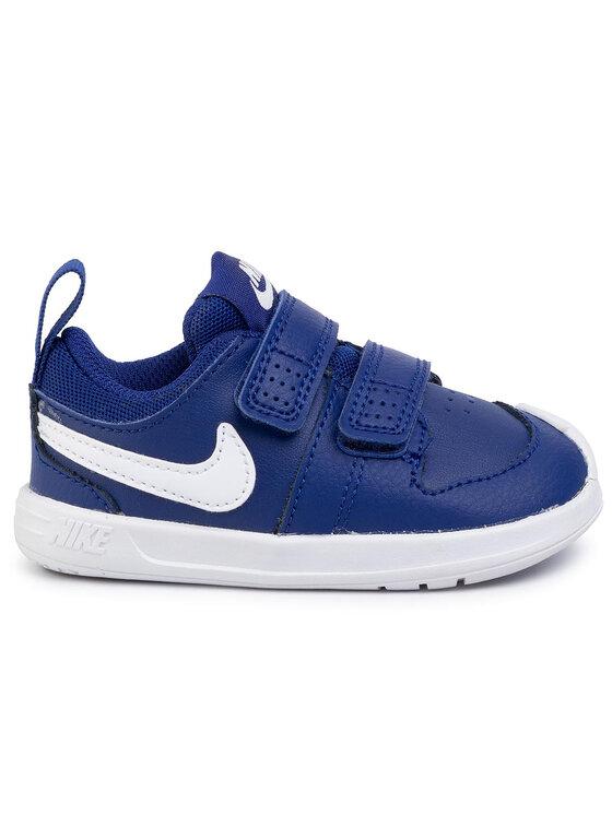 Nike Nike Buty Pico 5 (TDV) AR4162 400 Granatowy