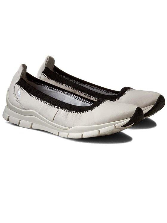 Geox Geox Κλειστά παπούτσια D Sukie C D62F2C 00085 C1002 Λευκό