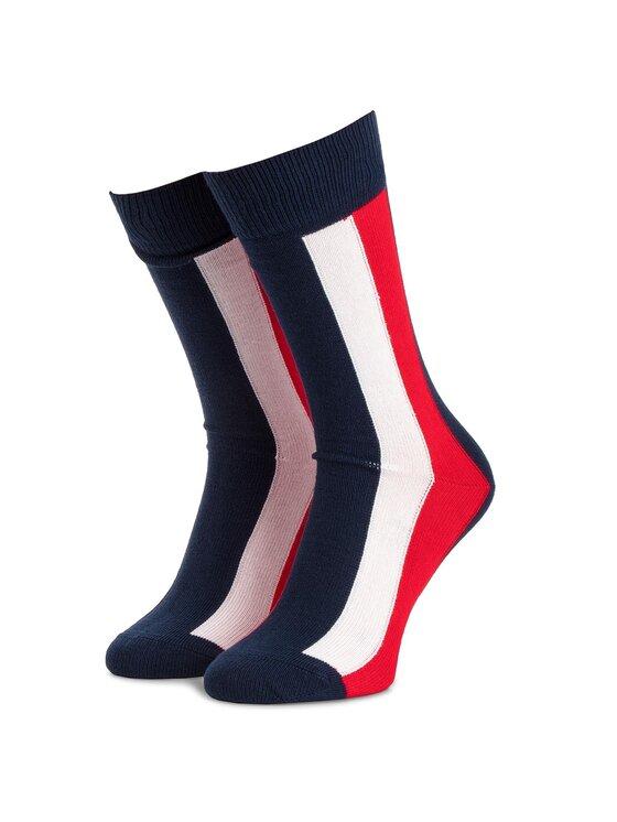 Tommy Hilfiger Tommy Hilfiger Дълги чорапи unisex 471012001 Тъмносин