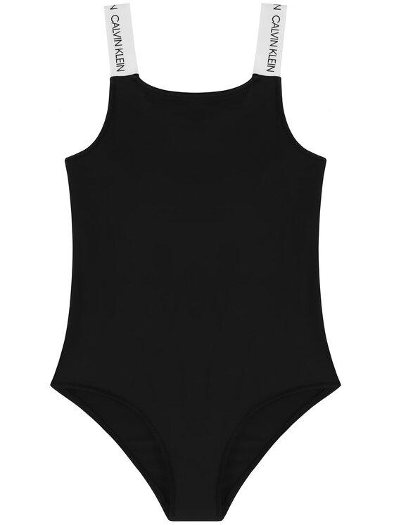 Calvin Klein Swimwear Calvin Klein Swimwear Μαγιό G80G800302 Μαύρο