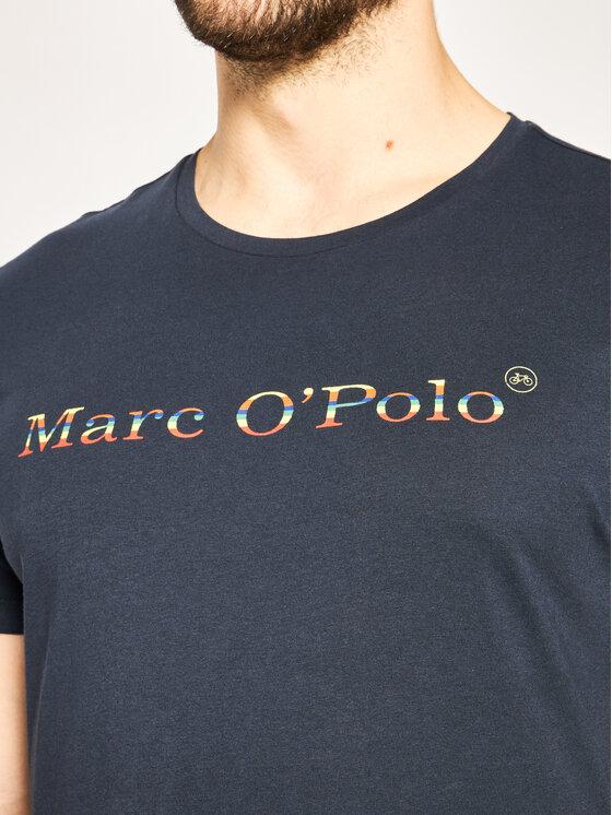 Marc O'Polo Marc O'Polo T-Shirt 021 2131 51098 Dunkelblau Shaped Fit