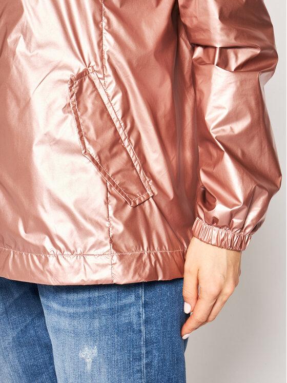 Geox Geox Giacca di transizione W Ottaya Mid W0222J T2631 F8613 Rosa Regular Fit