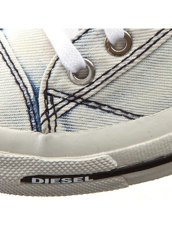 Diesel Diesel Sneakers aus Stoff Exposure IV Low W Y00637 PS992 H1712 Grau