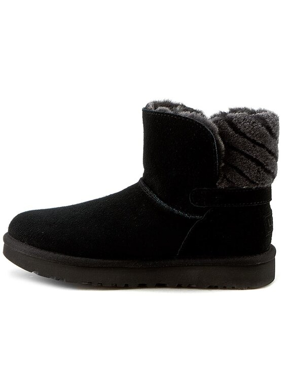 Ugg Ugg Παπούτσια W Adria 1013306 Μαύρο